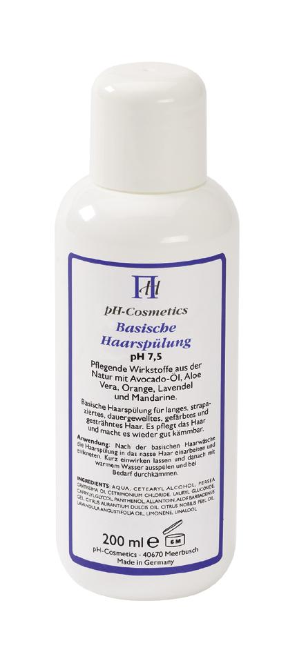 Hiushoito pH 7,5