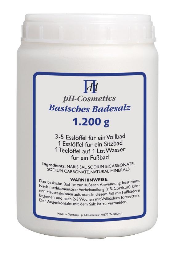 pH-kylpysuola 1200 g