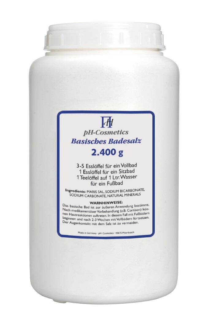 pH- kylpysuola 2400 g